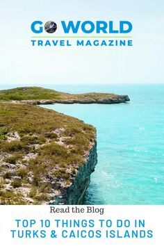 The Turks and Caicos Islands offer crystal blue water and white sand beaches. See our island travel guide for the top 10 things to do in Turks & Caicos. READ THE BLOG