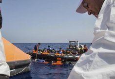 El 30 % De Los Refugiados Que Han Muerto Cruzando El Mediterráneo Eran Niños
