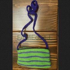 #anotherordercomplete   A customer #customized her #handmade #crochet #clutchbag by adding a strap and zipper. Now she's ready for   Carnival! Order your customized items from the #FAMEousJ #etsy shop at www.FAMEousJ.etsy.com!  #handmadebag #shoulderbag #customcrochet #womensaccessories #clutchbags #crochetaccessories #crochetbag #crochetclutch #crochetclutchbag #crossbodybag