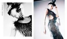 chrome fashion Jordan Alexander, Fashion Story, Stylists, Chrome, Model, Hair, Photography, Magazine, Image