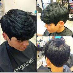Looks like Boo Boo Kitty Collection lol Short Sassy Hair, Cute Hairstyles For Short Hair, Short Hair Cuts, Short Hair Styles, Pixie Cuts, Pixie Styles, Winter Hairstyles, Black Hairstyles, Dreads
