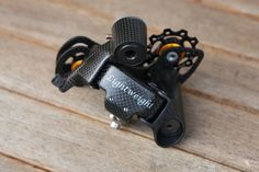 Lightweight rear derailleur