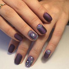 Wedding Nails-A Guide To The Perfect Manicure – NaiLovely Elegant Nails, Stylish Nails, Trendy Nails, Shellac Nails, Diy Nails, Fancy Nails, Cute Nails, Mandala Nails, Plaid Nails