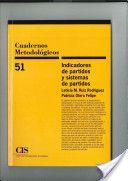 Ruiz Rodríguez, Leticia M. /  Indicadores de partidos y sistemas de partidos. /  CIS, 2013