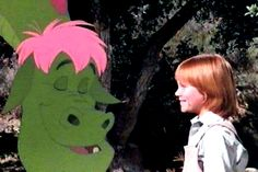 Pete's Dragon. Probably only watched it 5 times a day as a kid.
