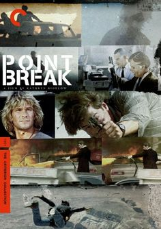 #PointBreak (1991) Point Break 1991, Midnight Marauders, The Criterion Collection, Patrick Swayze, All Movies, Cd Cover, Minimalist Poster, Classic Movies, Game Design