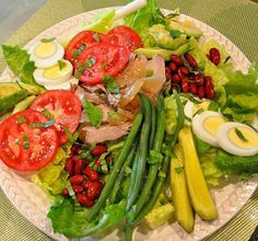 Summer Salad Recipe Too Hot To Cook Salad