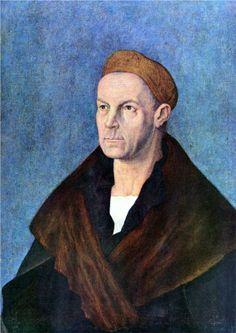 Portrait of Jakob Fugger, 1519  Albrecht Durer