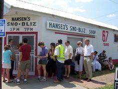 Hansen's Sno-Bliz | Flickr - Photo Sharing!