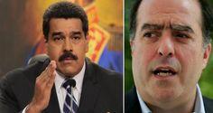 ¿TÚ CREES? Borges: Maduro tiene miedo de que el mundo se le venga encima
