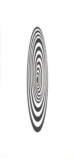 Bridget Riley, 'Untitled' 1964