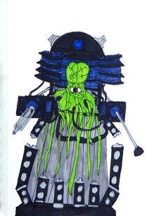 Open Dalek