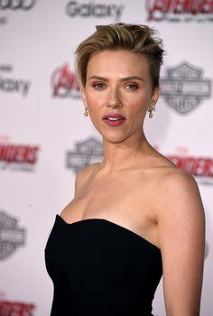 Scarlett Johansson #ScarlettJohansson