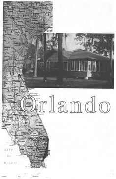 The Open Air School | Orlando Memory Historical Photos, Childhood Memories, Orlando, Florida, History, School, Disney, Orlando Florida, Historical Pictures