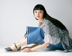 "yua: "" Yuka Mannami for IT GIRLS STYLE MAGAZINE SPRING 2016 - ISSUE #9 Ph: Ari Takagi Hair/makeup: Emi Ohara """