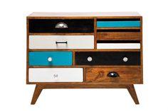 Farbenfrohes Vintage-Design gepaart mit Eleganz und Stil. Die   Babalou-Serie ist für all jene, die Individualität und die 50er Jahre lieben. Extravagante Details, wie Türknopfe aus unterschiedlichen Materialien und...