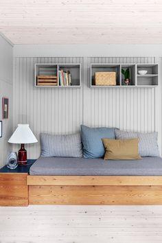 Decoration Inspiration, Interior Inspiration, Summer House Interiors, Cosy Corner, Beach Cottage Style, Piece A Vivre, Scandinavian Home, Dream Decor, New Room