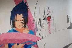 The Avenger - Sasuke Uchiha by SakakiTheMastermind