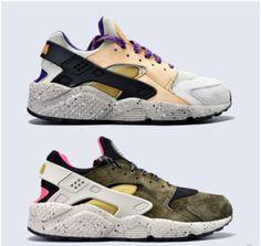 2d1560e323d89 Nike Air Huarache Run Premium Generation Wallace Retro wild Men s Running  Shoes