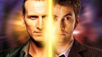 Dr. Who - Time traveling alien, need I say more??? (the new ones)
