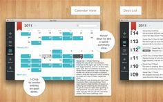 Appunti, calendario, foto, meteo con Day One App – iPhone, iPad te ayuda a organizar el día, las actividades,ideas,reuniones,etc