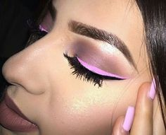 I'm a barbie girl Makeup Goals, Makeup Inspo, Makeup Art, Makeup Inspiration, Makeup Tips, Beauty Makeup, Hair Makeup, Makeup On Fleek, Flawless Makeup