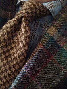 Style Trinity - Color, Pattern and Texture