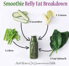 Healthy Juice Recipes, Juicer Recipes, Easy Smoothie Recipes, Easy Smoothies, Healthy Juices, Shake Recipes, Weight Loss Smoothies, Healthy Drinks, Juice Smoothie