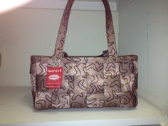 Small satchel again in the boomerang pattern..