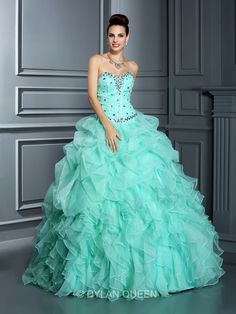Dylan Queen New 2015 Quinceanera Dresses