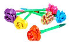 Duck Tape® Rose Pens