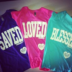 Love Their New Shirts!!  Available @ www.jclu4ever.com!