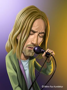 Kurt Cobain  http://blacksilver.bandcamp.com/