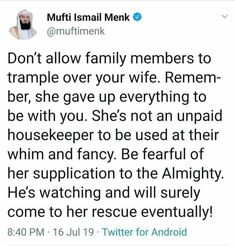 Islamic Quotes On Marriage, Islam Marriage, Islamic Love Quotes, Muslim Quotes, Islamic Inspirational Quotes, Love In Islam Quotes, Islam Quotes About Life, Wife Quotes, Fact Quotes