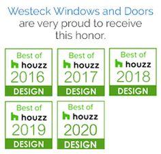 Elite+ Aluminum Exterior Doors - Westeck Windows and Doors Door Design Interior, Interior Modern, Grill Design, Bedroom Furniture Design, Victorian Architecture, British Colonial, House On Wheels, Exterior Doors, Glass Design