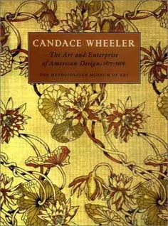Candace Wheeler by Curator Amelia Peck. Save 16 Off!. $25.16. Publisher: Metropolitan Museum of Art; First edition. edition (November 1, 2001). Series - Metropolitan Museum of Art Series. 256 pages. Publication: November 1, 2001