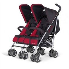 Baby Stroller: Regal Lager Twinyx Baby Stroller, Chili Pepper >>> Want…