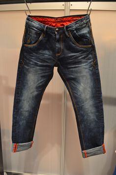 MAXIME_COSSOGUY_AW12_ENK Denim Jeans Men, Casual Jeans, Jeans Style, Patterned Jeans, Vintage Denim, Skinny, Men's Denim, Men's Pants, Men Models