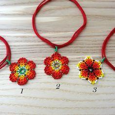 17 Outstanding Styles To Wear Beaded Tassel Earrings Beaded Flowers Patterns, Beaded Necklace Patterns, Beaded Tassel Earrings, Bead Earrings, Beaded Jewelry, Crochet Necklace, Handmade Jewelry, Beaded Bracelets, Jewellery