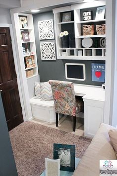 perfect 100 Perfect Home Office Ideas for Small Spaces