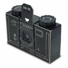 P-Sharan Pinhole Camera Kit SQ-35 | X-treme Geek