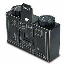 P-Sharan Pinhole Camera Kit SQ-35 | X-treme Geek