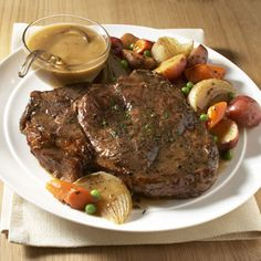 Classic Beef Pot Roast with Root Vegetables from walmart.com