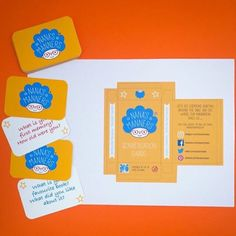 Receive a set of conversation cards and get table talk going. Free with every set of childrens cutlery pre-ordered here bit.ly/childrenscutlery #nanasmanners #crowdfunding #indiegogo #tbt