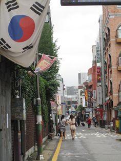 Seoul, South Korea. Wishing I was back there.