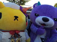 アックマ様 ξ(*・ω・*)3  #hikone2015 #jingisu_jin #akkuma