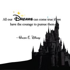 one of my all time favorite quotes from Walt <3