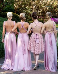Totally doing some of these.   15 Ways to make your bridesmaids feel special and appreciated! Such amazing advice here! #weddingchicks