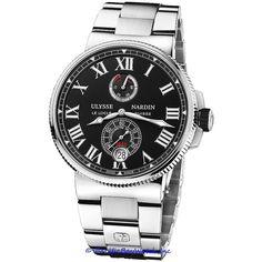 Ulysse Nardin Marine Chronometer 1183-122-7M/42 V2