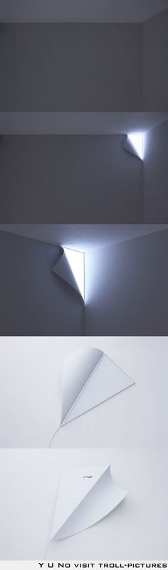 Wall Peel Light